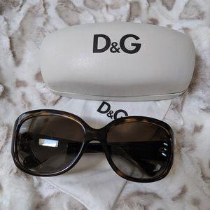 Dolche & Gabbana Polarized Sunglasses
